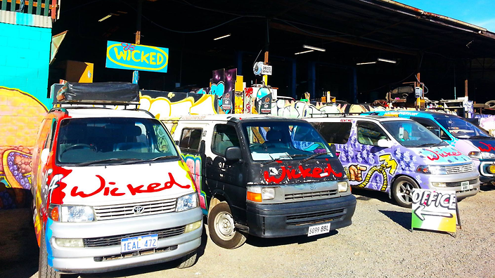 Government Action On Wicked Campers