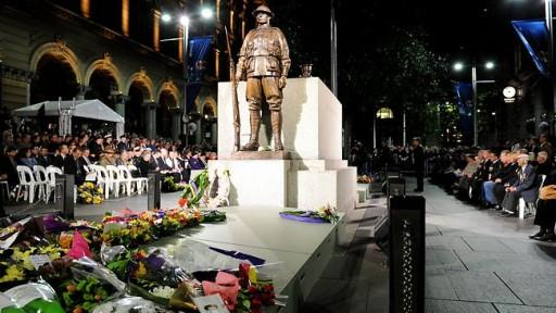 Clover Moore refuses funding for ANZAC Dawn Service