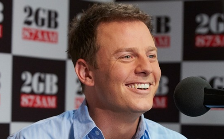 Article image for WATCH: Ben Fordham Live On Facebook