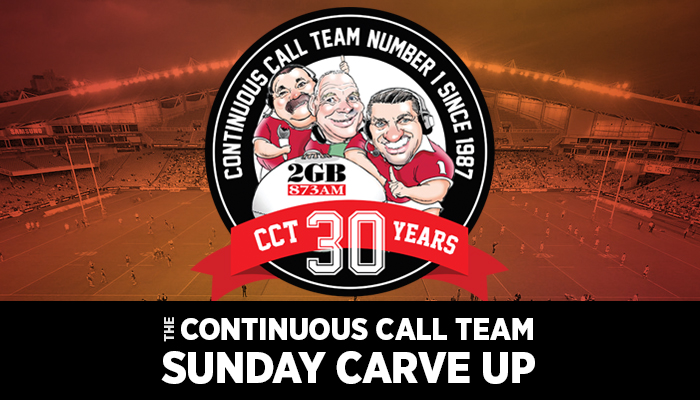 The Sunday Carve Up – 11/03/18