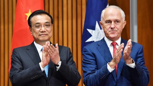 China-Australia Extradition Treaty