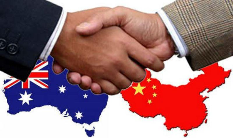 Chinese visit to Australia