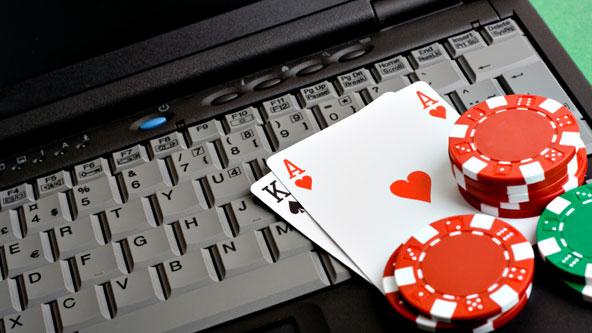 The dangers of online gambling