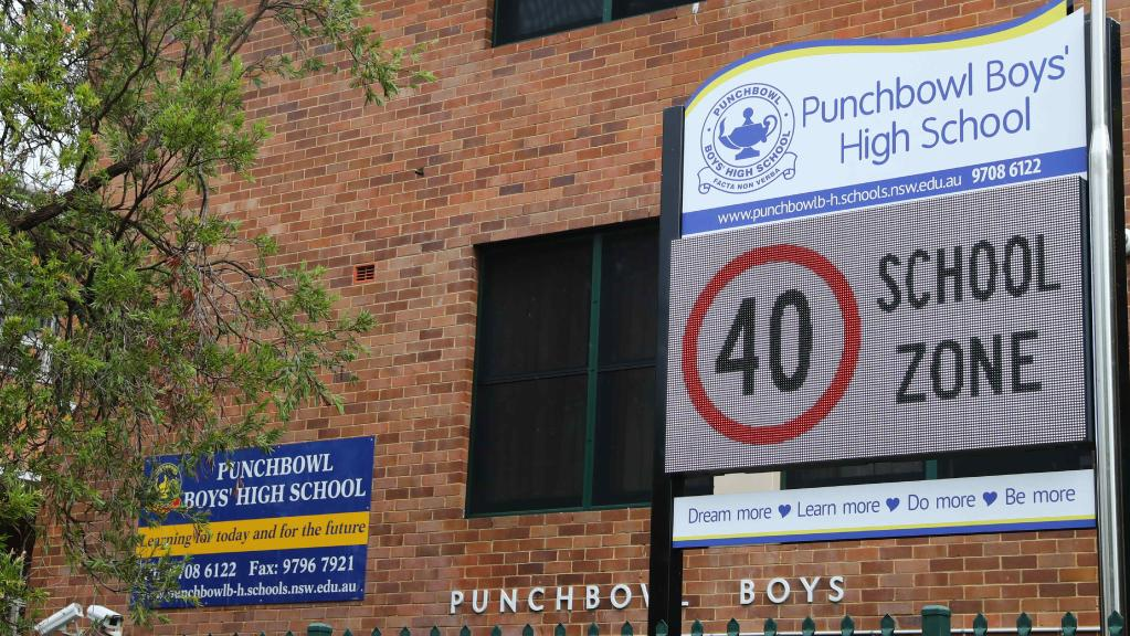 New principal of Punchbowl Boys High School threatened