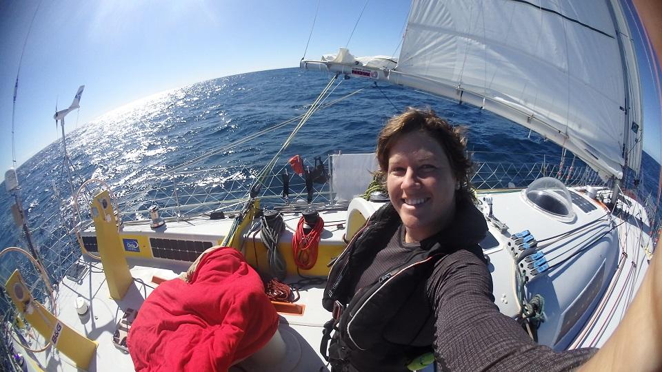 Aussie Sailing Around Antarctica