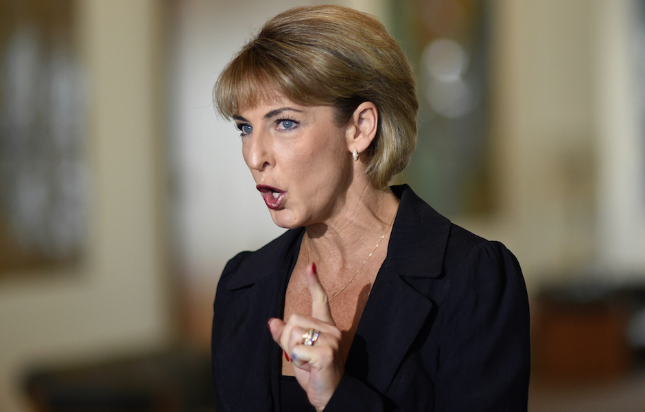 Michaelia Cash Slams CMFEU