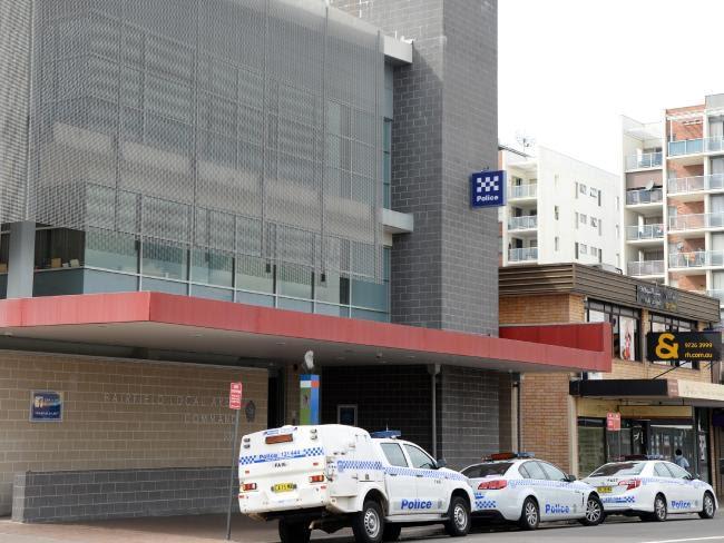 Fairfield Police Strike