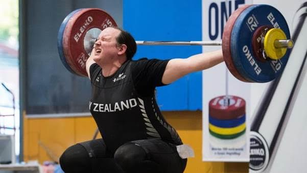 Transgender Weightlifter Controversy