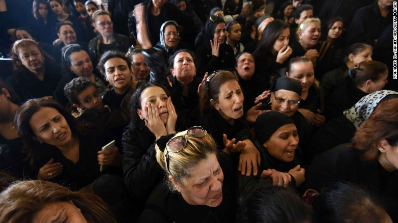 Christian values the target of Egypt attacks
