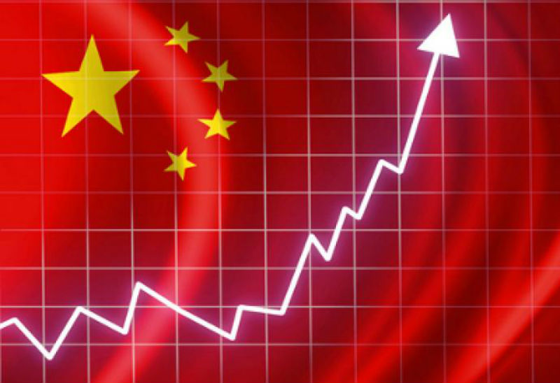 China reports growth of 6.9% in the first quarter