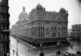 History of the Queen Victoria Building