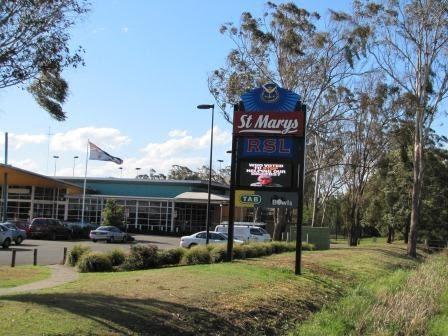 St Mary's RSL Cancel ANZAC Bus