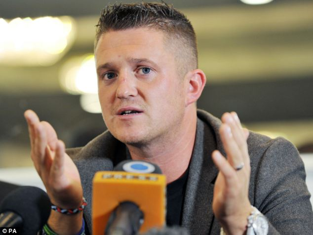 The Tommy Robinson Interview