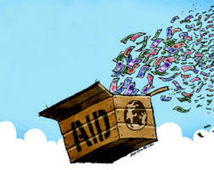 Foreign aid and the budget