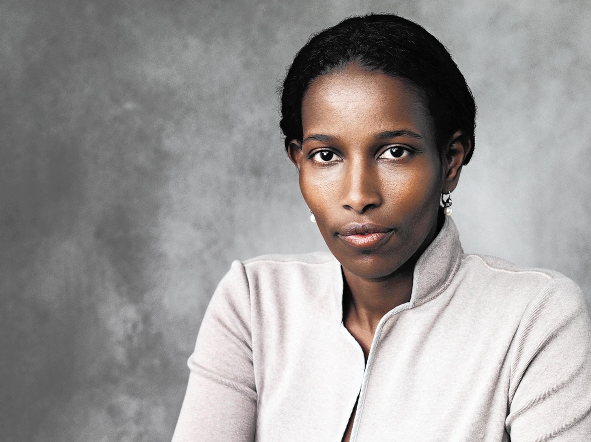 Ayaan Hirsi Ali Cancels Tour