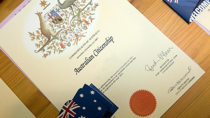 Citizenship Test Crackdown