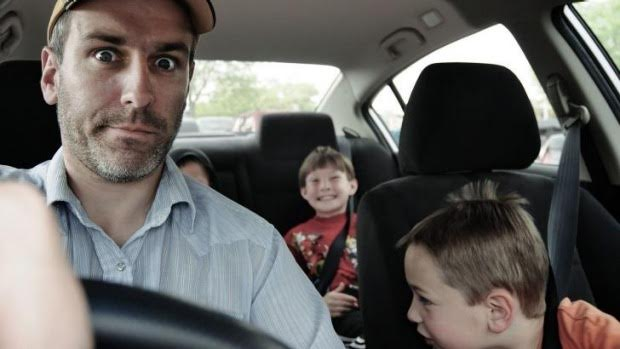 Dads Top Dangerous Drivers List