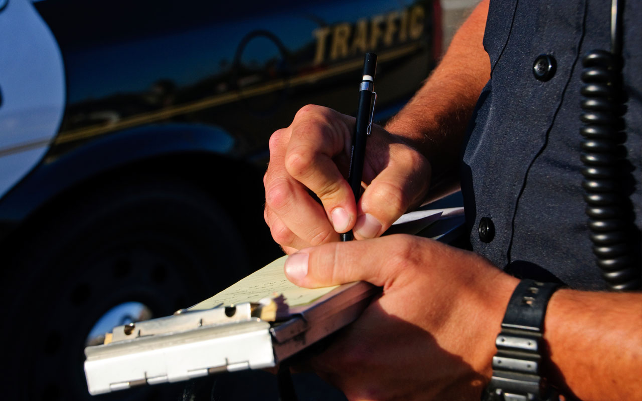 Should traffic fines be based on income?