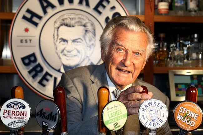 Bob Hawke's New Beer
