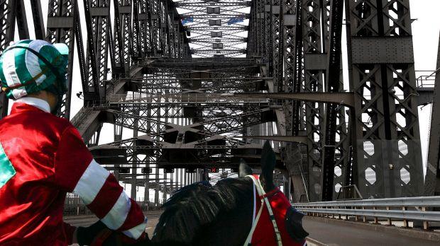Push For Horse Races On Sydney Harbour Bridge