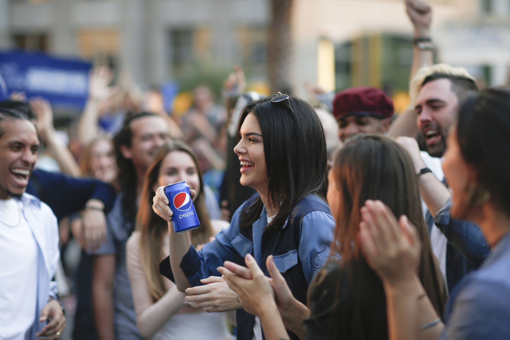 Article image for Controversial Pepsi Ad
