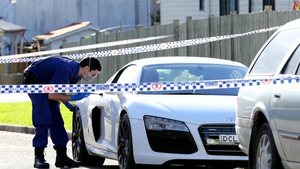 Police Find Stolen Audi