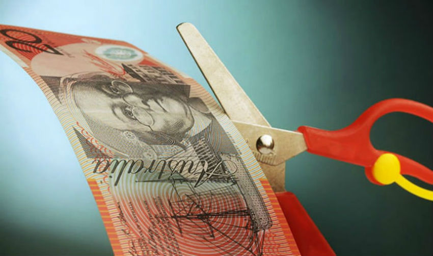 Company tax cuts