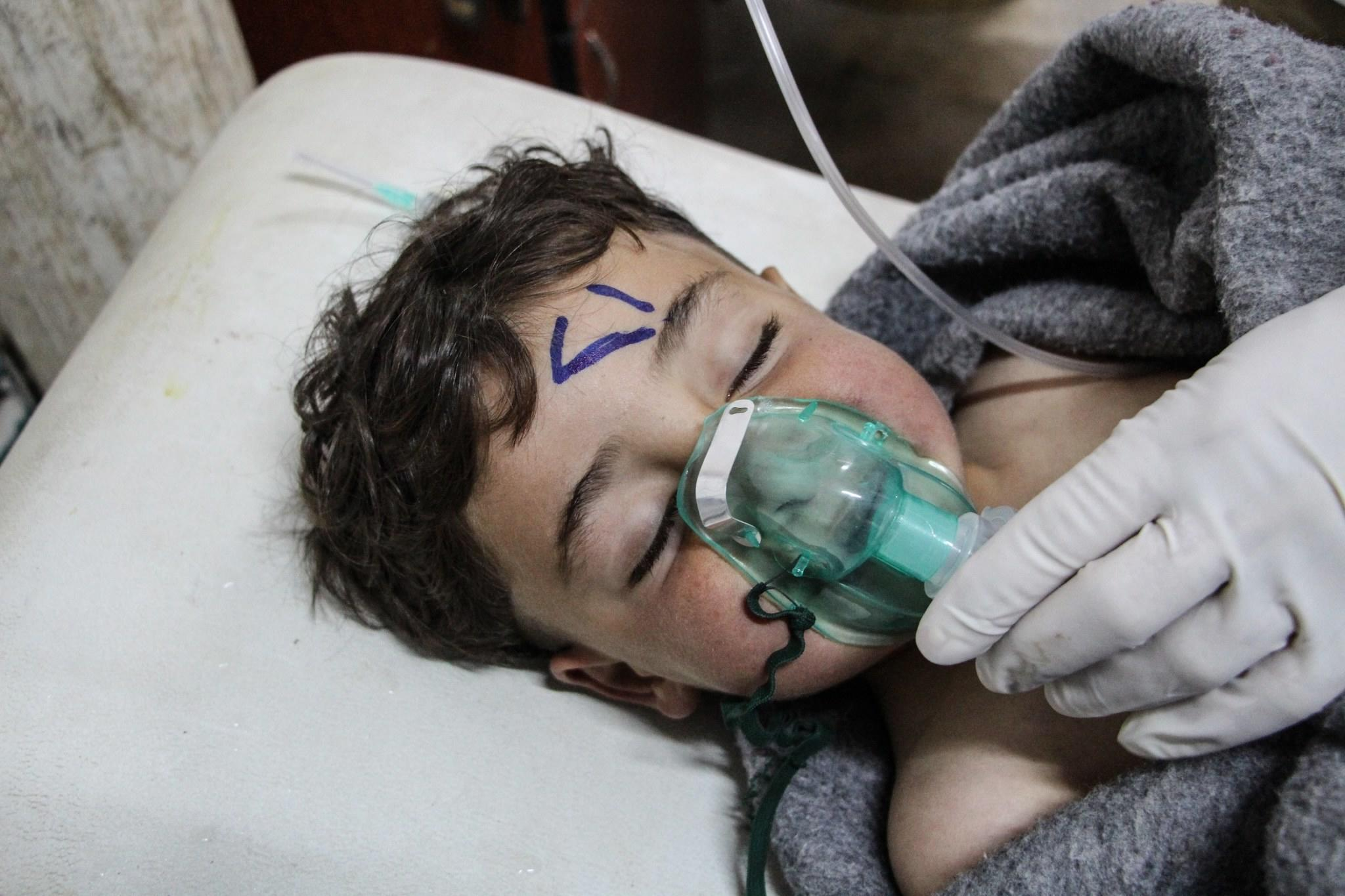Shameful Gas Attack In Syria