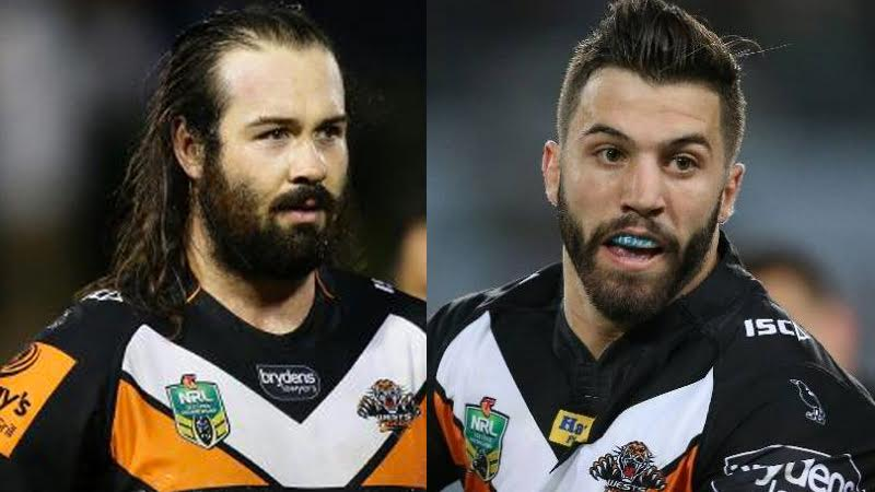 Wests Tigers Lay Down The Law