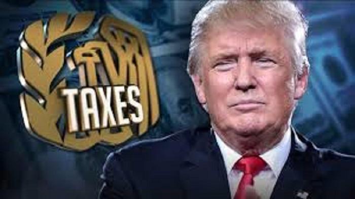 Trump's big tax cuts