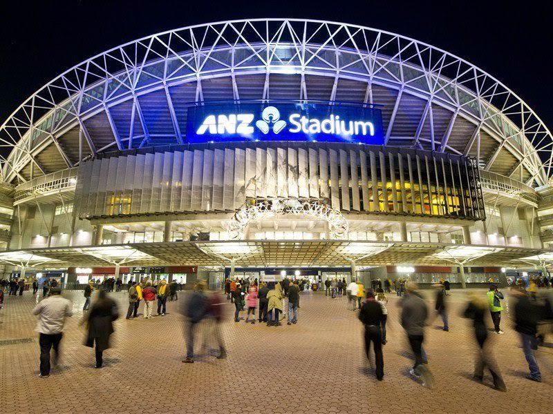 Western Sydney Comm Games Bid