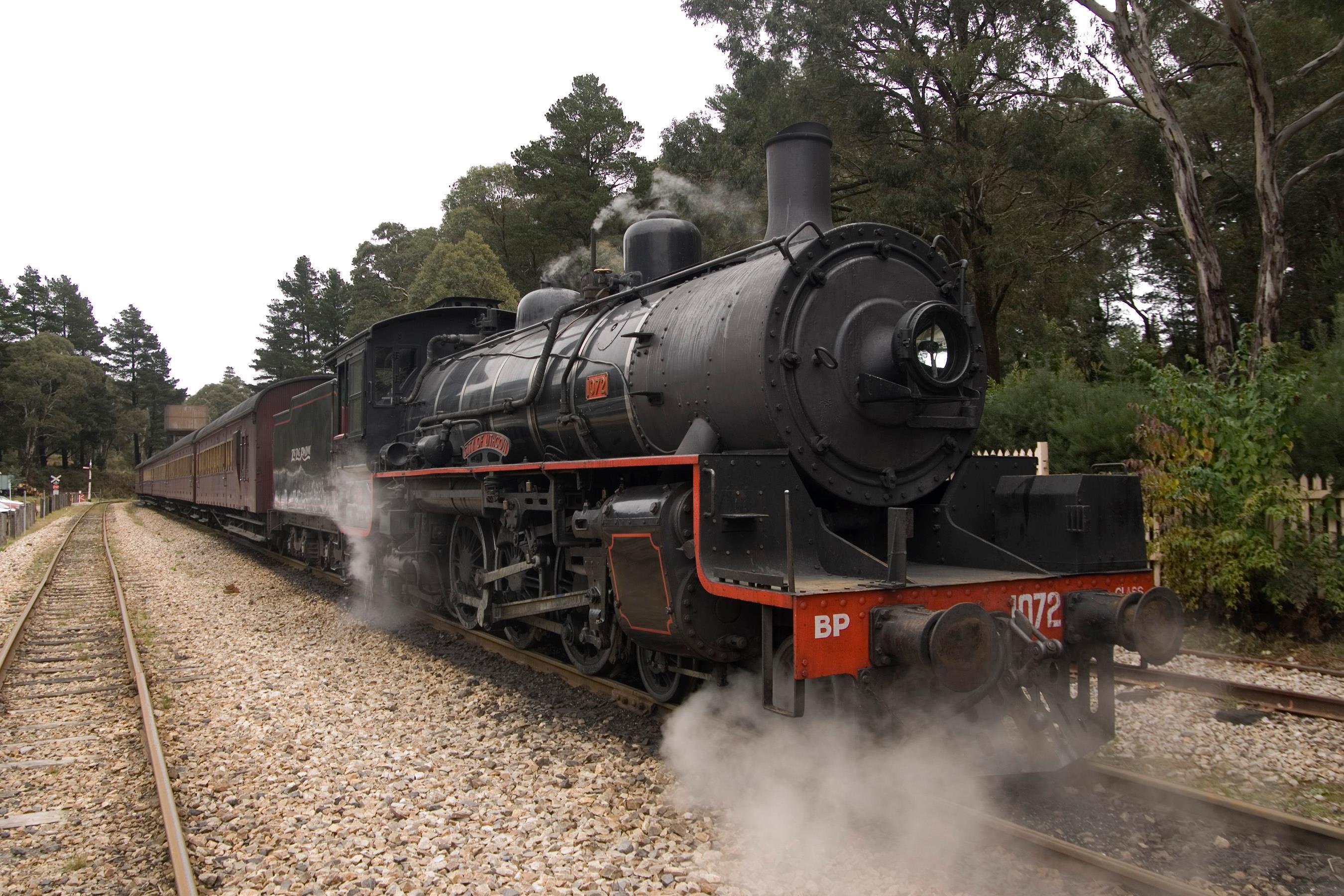 Lithgow's Zig Zag Railway