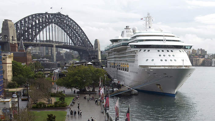 Sydney's Lack of Space for Cruise Ships
