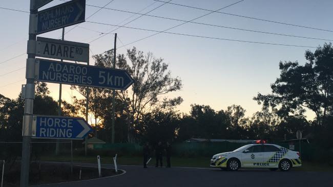 Queensland Police Officer Killed