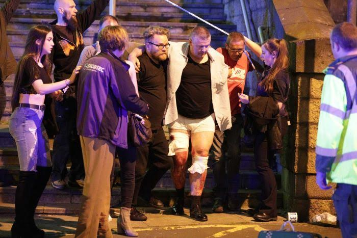 ISIL Claims Responsibility For Manchester Attack