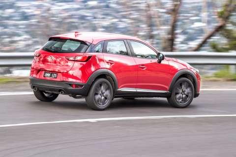 Mazda CX-3 update - 2