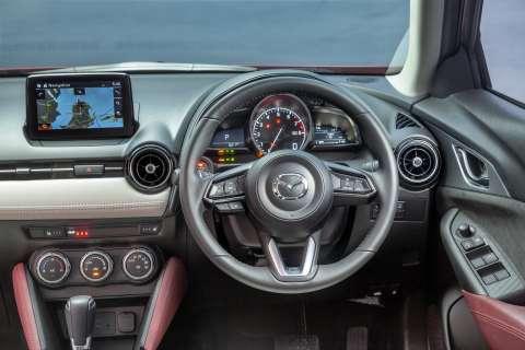 Mazda CX- 3 update 3