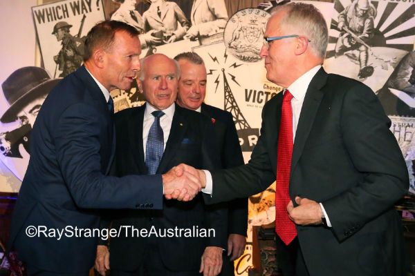 Article image for When Tony Abbott Met Malcolm Turnbull
