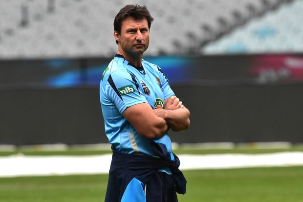 Laurie Daley talks State of Origin