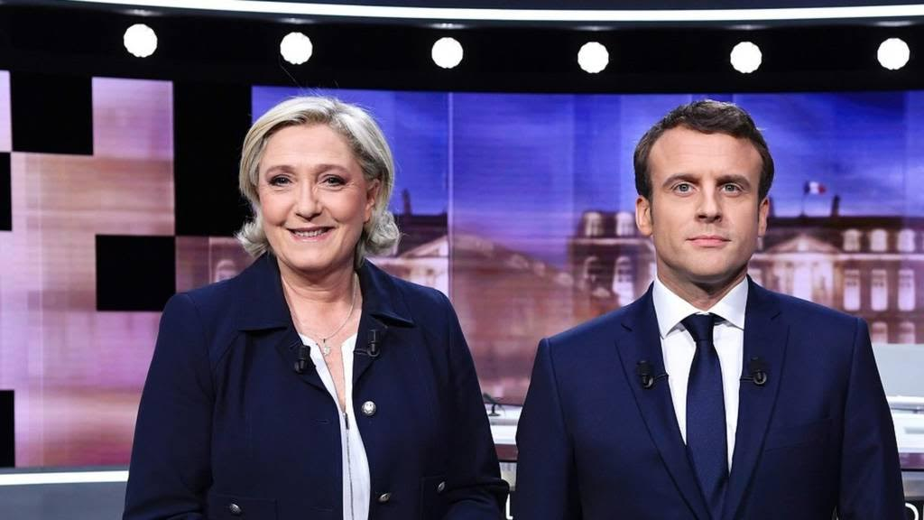 Fiery French Election Debate