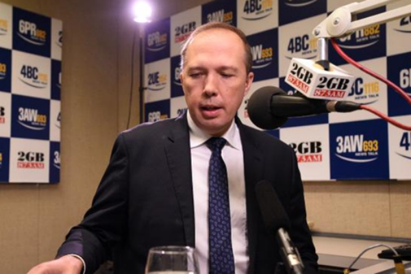 "Peter Dutton: Comm Games deserters ""need to hear this message very clearly"""