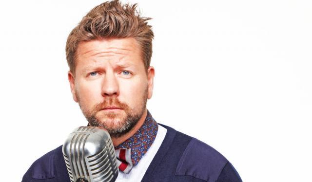 Iconic Comedian Joins Ben In Studio