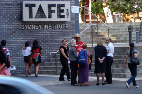 Article image for Bill Shorten's TAFE disgrace