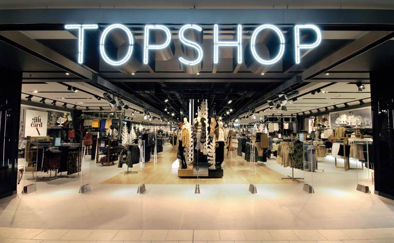 Topshop/Topman goes into voluntary administration