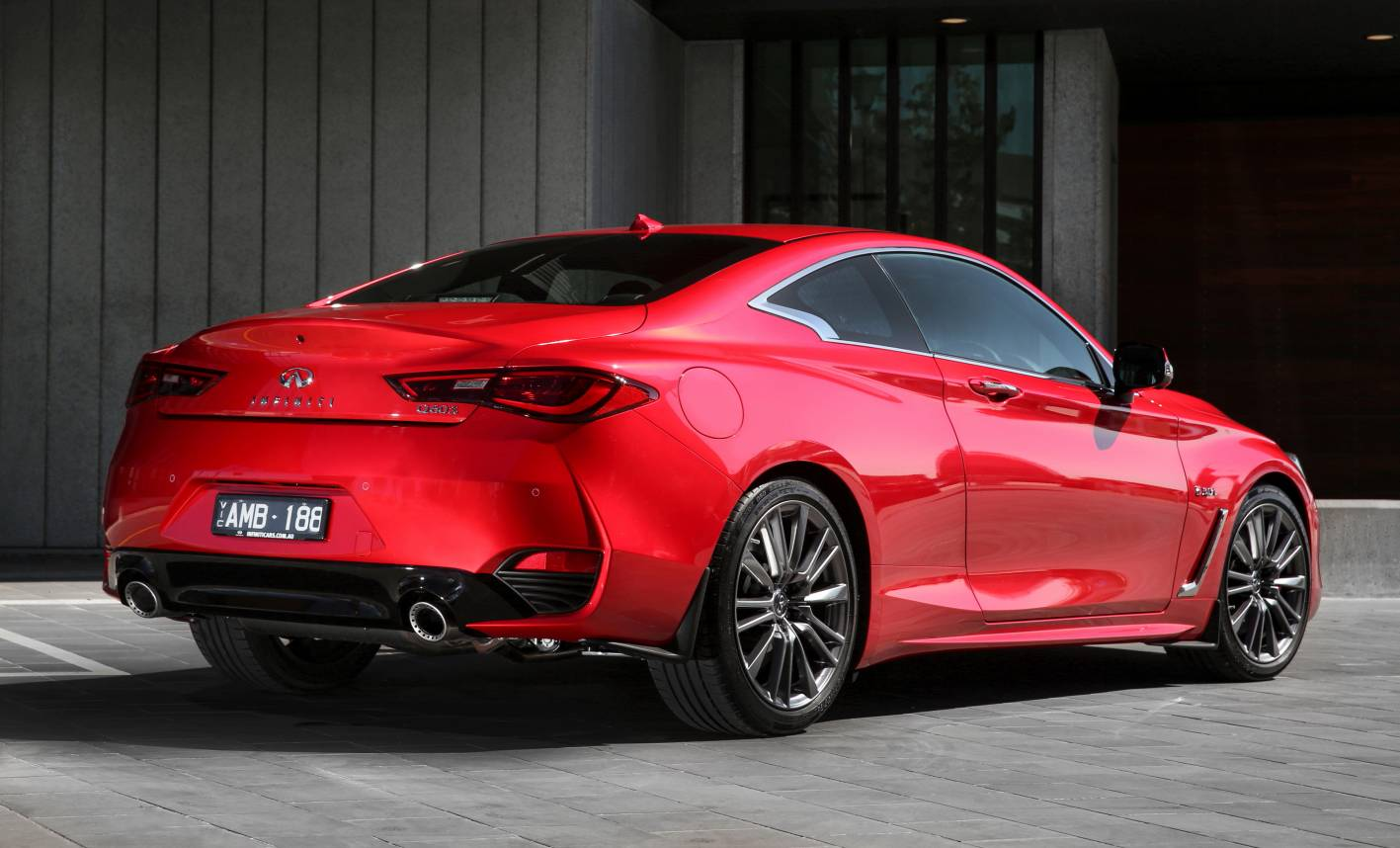 Infiniti Q60 twin-turbo flagship - 2