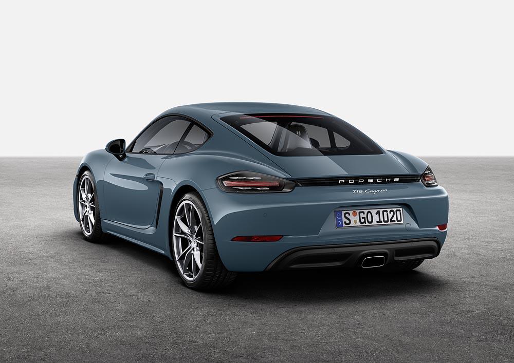 Porsche Cayman - 3
