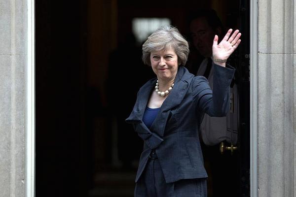 Theresa May should win… just