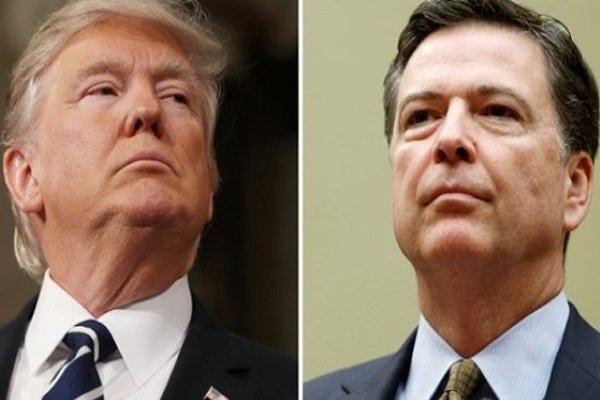 Comey hammers Trump in hearing