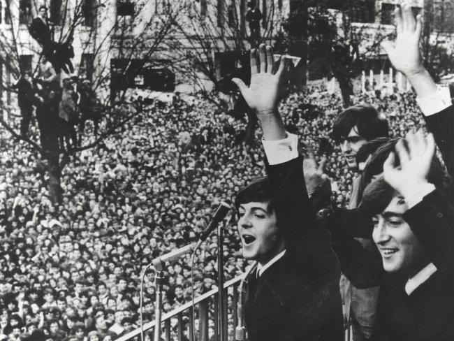 Remembering The Beatles tour of Australia in 1964