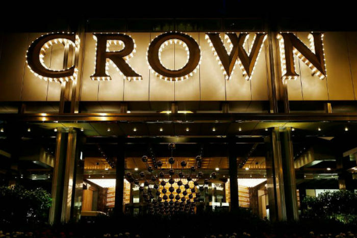 Crown employees detained in China charged with promotion of gambling